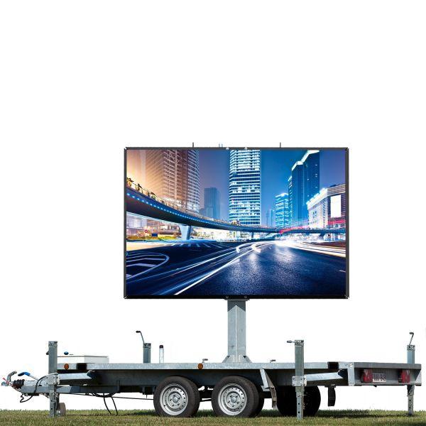 ledcom location camion cran led. Black Bedroom Furniture Sets. Home Design Ideas